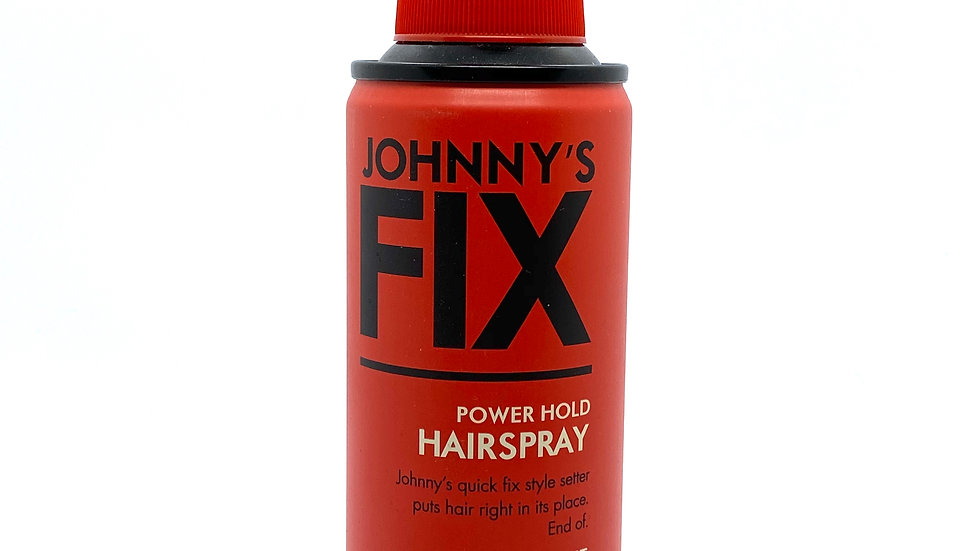 Johnny's Chop Shop Power Hold Hair Spray