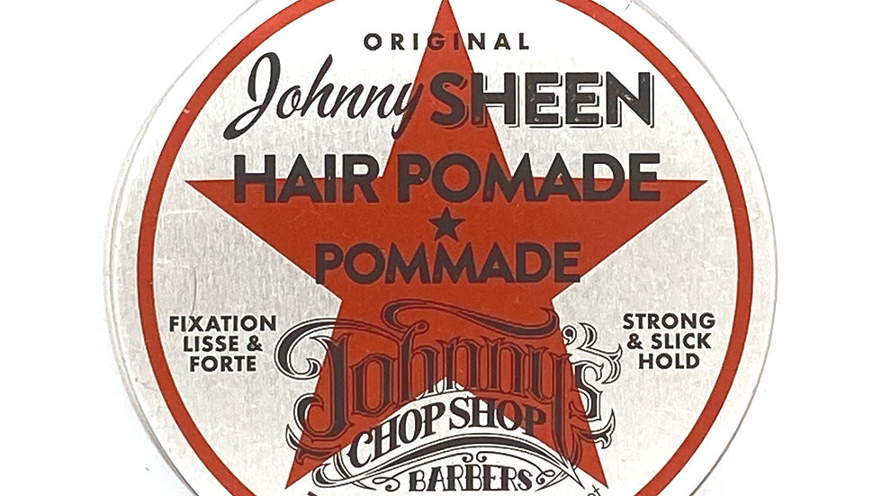 Johnny's Chop Shop Hair Pomade