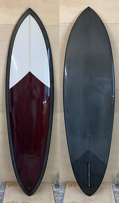 "Rondine 6'6"" Hawk 2 Narrow"