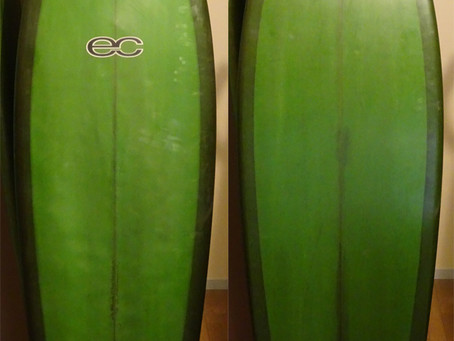 used Eric Christenson Single Fin Fish