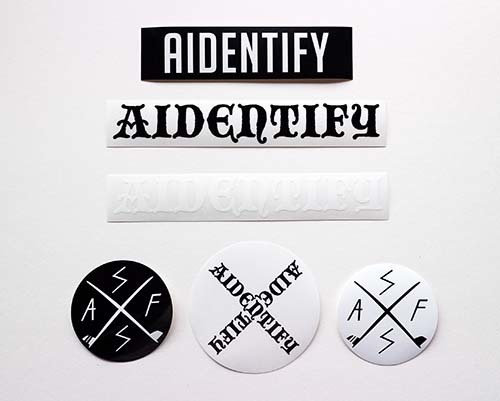 AIDENTIFY STICKER PACK