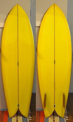 """Maren 5'8"""" Medaka Fish"""