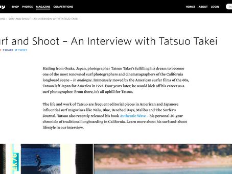 Tatsuo Takei on Lomography