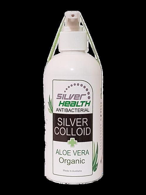 Aloe Vera with Silver 250ml