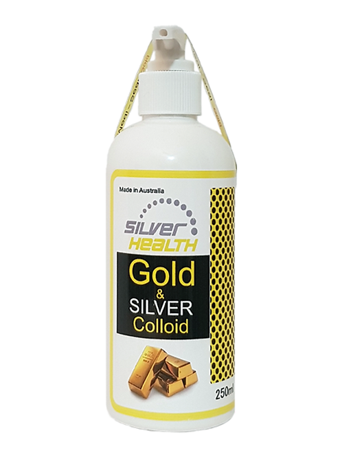 Silver & Gold Colloid 250ml