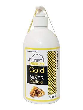 Silver & Gold Colloid 500ml