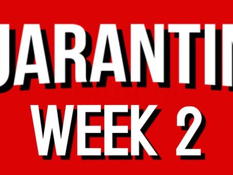 Quarantine - Week 2