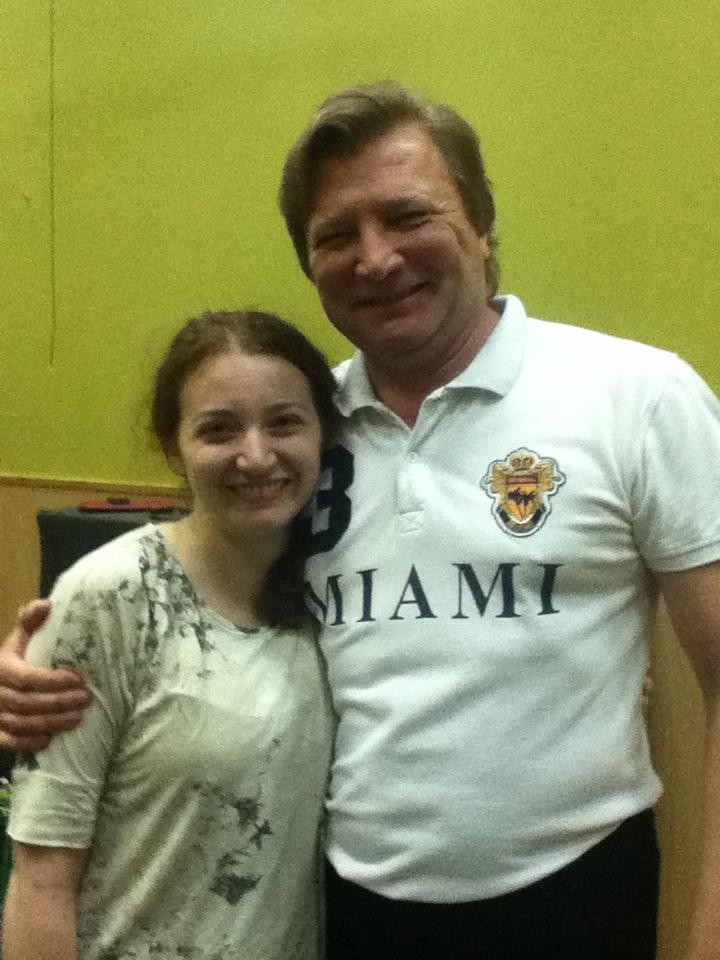 Moscow Art Theatre School Intensive