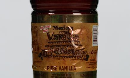 33.2 oz Mexican Totonac's Vanilla *Clear*