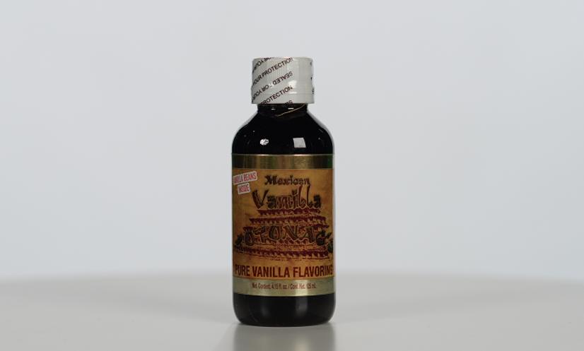 4.15 oz Mexican Totonac's Vanilla (12 pack)