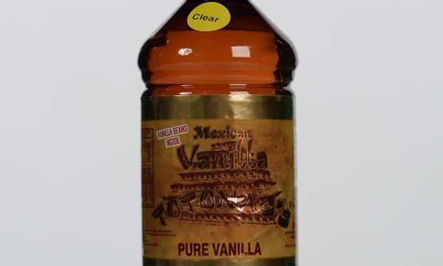 16.6 oz Mexican Vanilla Totonac's *Clear*