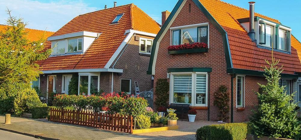 Nederlandse koopwoningen volgens kenmerkende architectuur