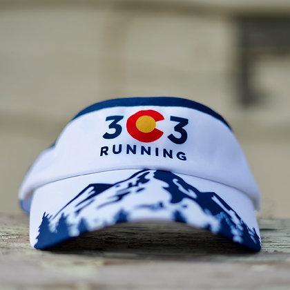 303 Running Visor