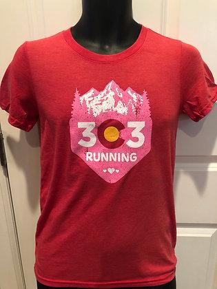 303 Running Traditional T-Shirt