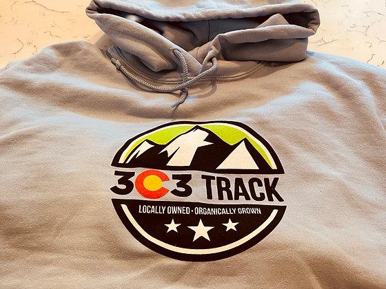 303TRACK Original Logo Hoodie