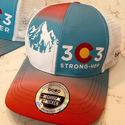 303 strongHER Trucker