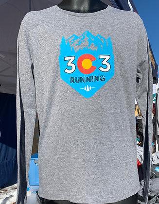 303 Running Long Sleeve Tee
