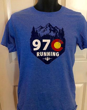 970 Running T-Shirt