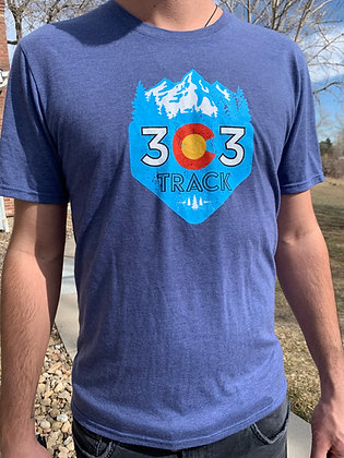 303 Track T-Shirt Traditional