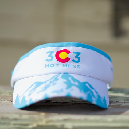 303 Hot Mess Visor