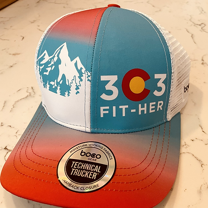 303 fitHER Trucker