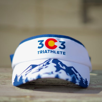 303 Triathlete Visor
