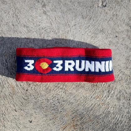 303 Running Headband