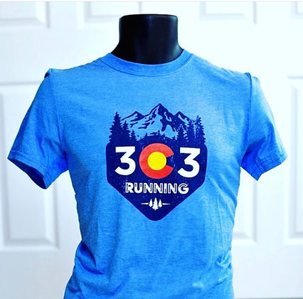303 Running T-Shirt Traditional