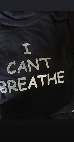 Can't Breathe Tee
