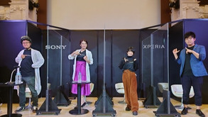 RaMu「Xperia公式生放送 in 東京ゲームショウ2021」出演