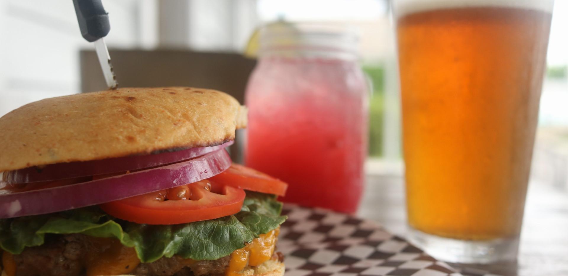 Mockingburger & Beer