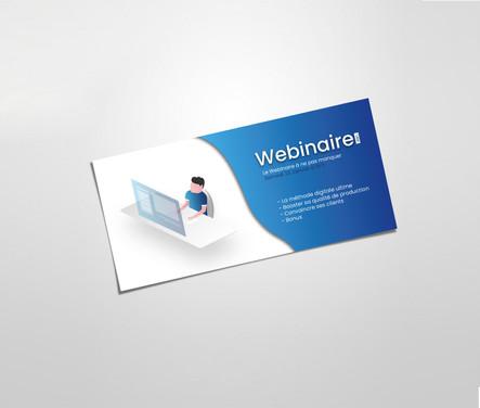 Webinaire - invitation