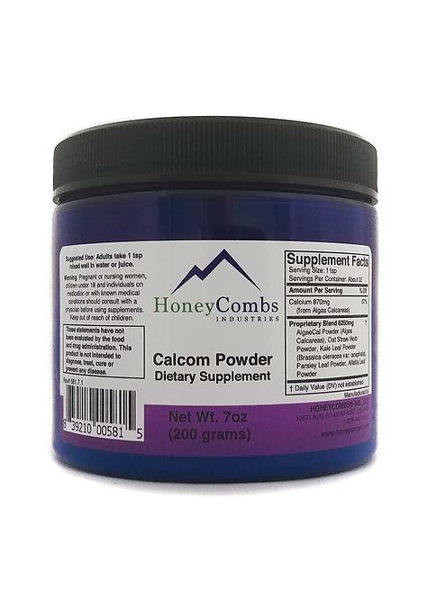 Calcium Complex – Calcom Powder