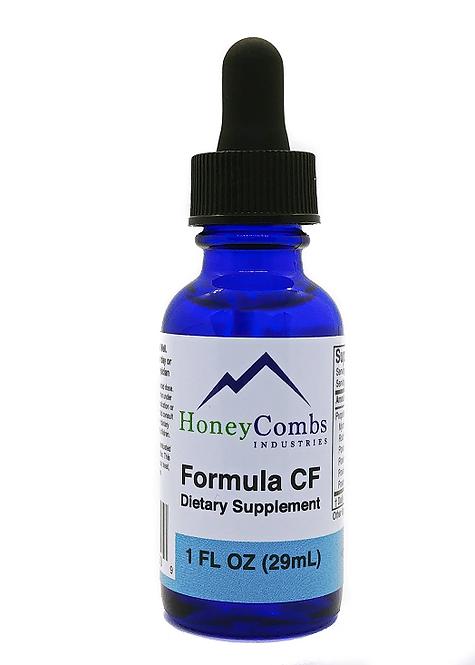 FORMULA CF: Cold and Flu