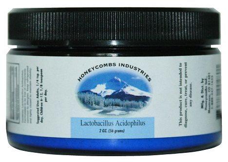 LACTOBACILLUS ACIDOPHILUS: PROBIOTICS