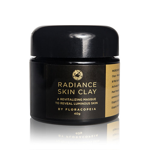 RADIANCE SKIN CLAY by Floracopeia