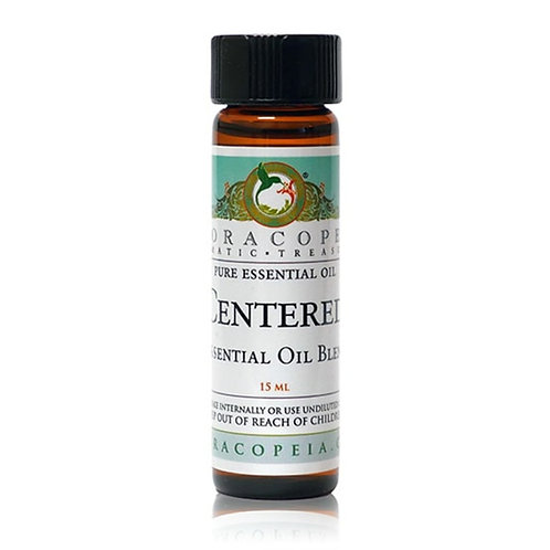 CENTERED ESSENTIAL OIL BLEND
