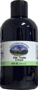 MILK THISTLE: organic, alcohol free