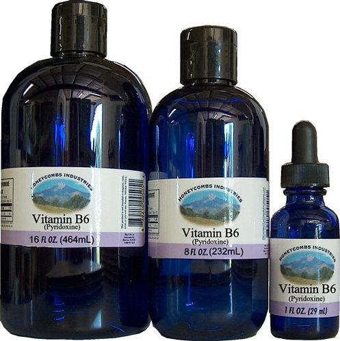 VITAMIN B6: Pyridoxine