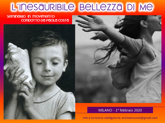2020 02 01 L'inesauribile Bellezza di me