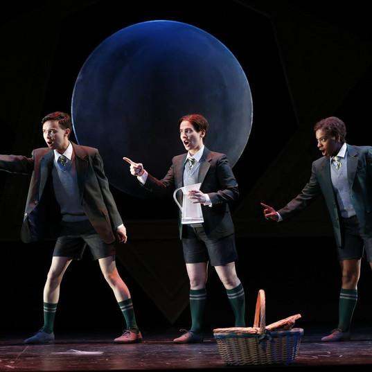 Die Zauberflöte, Act II