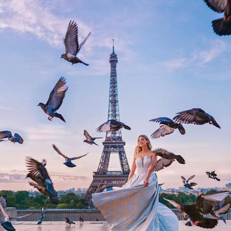 Margaux Leo's Parisian Elegance