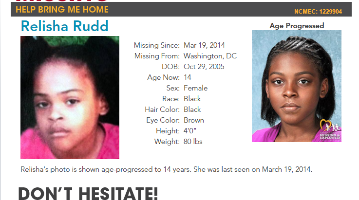 Episode 5: The Disappearance of Relisha Rudd