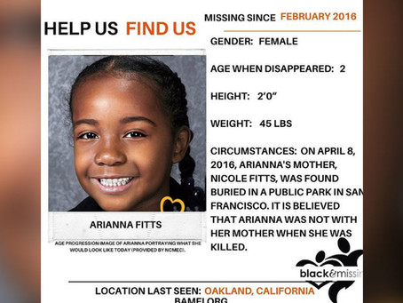 Episode 7: Where Is Arianna Fitts?