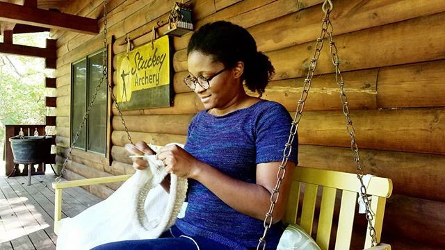 A Memoir from the Other: A Quick Analysis of  the Evolution of Racism In the Knitting Community