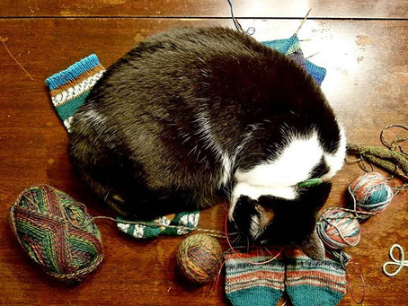 Podcast: A Merry Knitty Road Trip