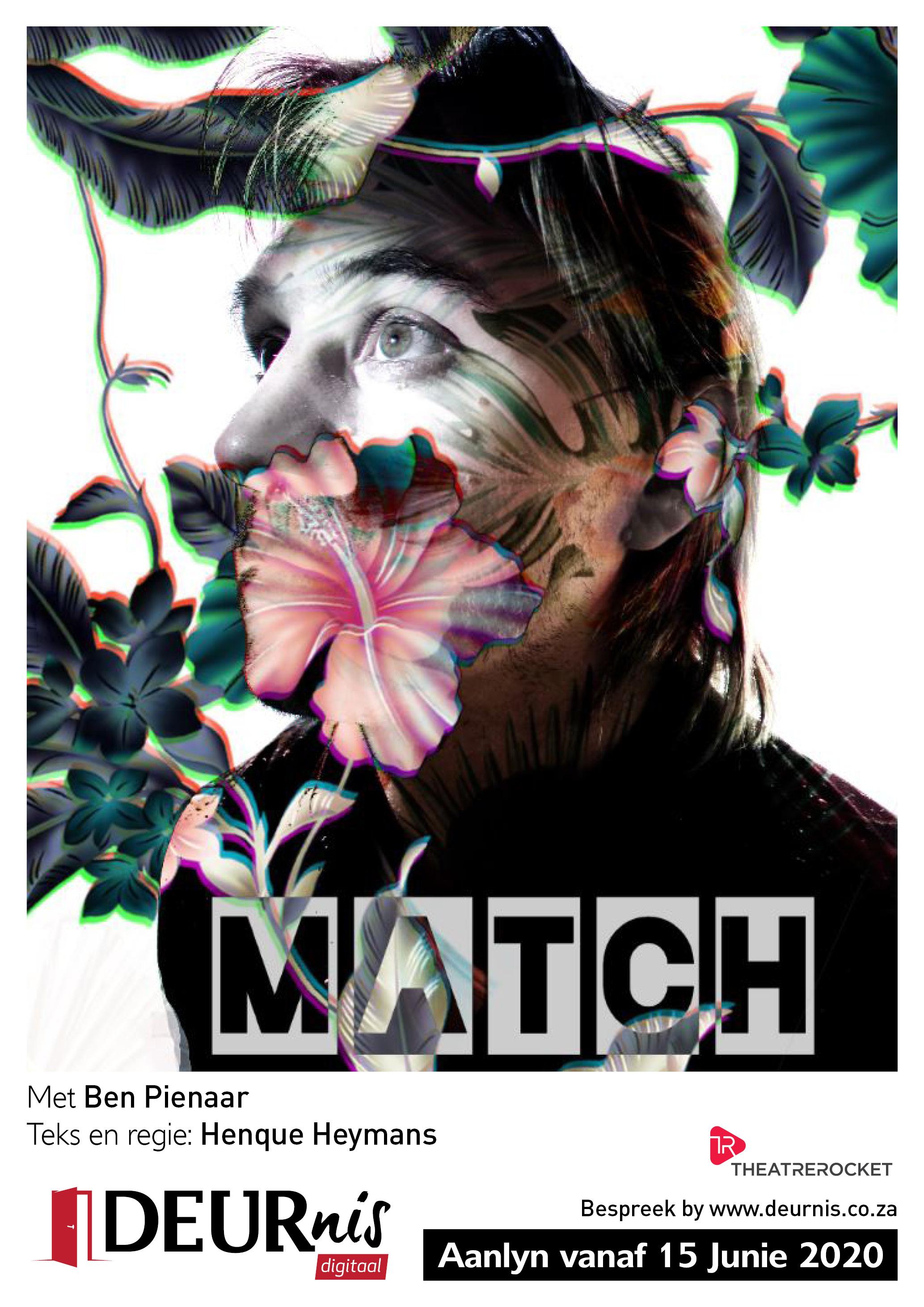 Match - DEURnis digitaal poster Junie 20