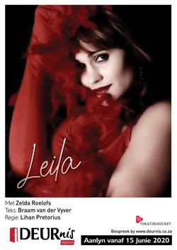Leila - DEURnis digitaal poster Junie 20
