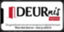 Iphone image met DEURnis digitaal logo v