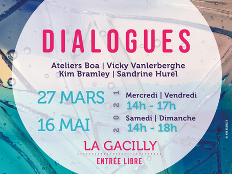 """Exposition """"Dialogues"""""""